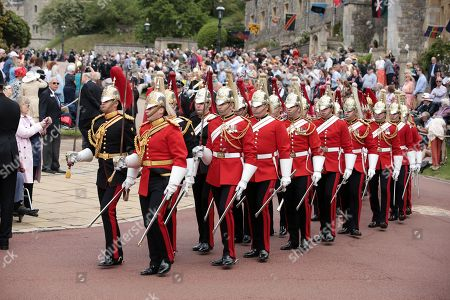 The annual Order of the Garter Service