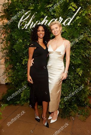 Editorial picture of Chopard Flagship Boutique reopening party, London, UK - 17 Jun 2019