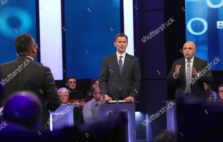 Editorial picture of 'Britain's Next PM' TV Show Channel 4 debate, London, UK - 16 Jun 2019
