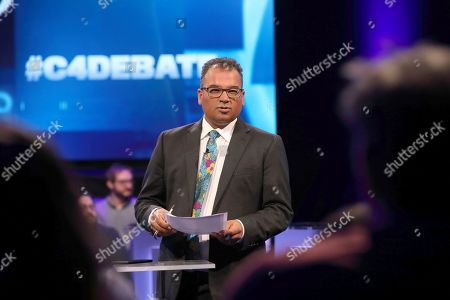 Stock Picture of Krishnan Guru-Murthy