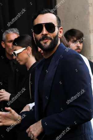 Marco Mengoni out and about, Milan