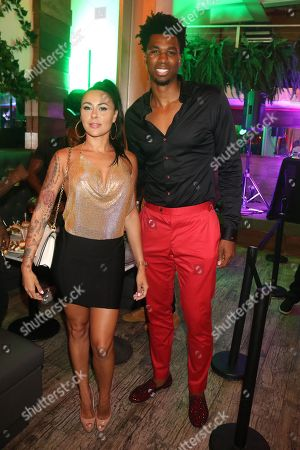 Editorial picture of Hassan Whiteside 30th Birthday Party, Miami, USA - 17 Jun 2019