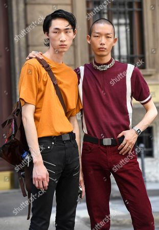 Street Style, Milan Fashion Week Men's