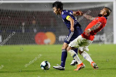 Japan v Chile