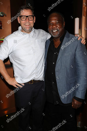 Matt Aselton (Writer, Director) and Isiah Whitlock Jr