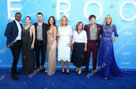 Stock Photo of Emma Greenwell, Joely Richardson, Olivia Munn, Adrian Lester, Ronan Raftery, Jon Fletcher, Karen Usher, Lisa Zwerling, Karyn Usher