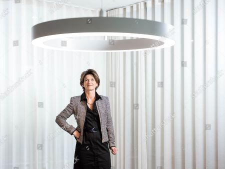 Editorial image of Isabelle Kocher, Chief Executive Officer of Engie, Courbevoie, France - 12 Jun 2019