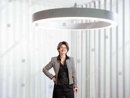 Stock Picture of Isabelle Kocher