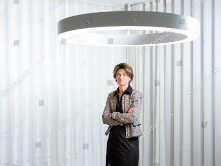 Stock Image of Isabelle Kocher