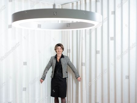 Editorial photo of Isabelle Kocher, Chief Executive Officer of Engie, Courbevoie, France - 12 Jun 2019