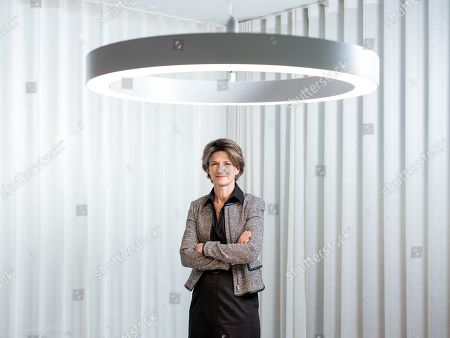 Editorial picture of Isabelle Kocher, Chief Executive Officer of Engie, Courbevoie, France - 12 Jun 2019