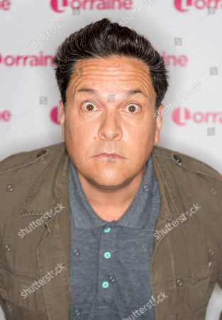 Stock Picture of Dom Joly