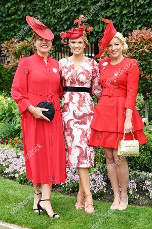 Editorial picture of Royal Ascot, Day 1, UK - 18 Jun 2019