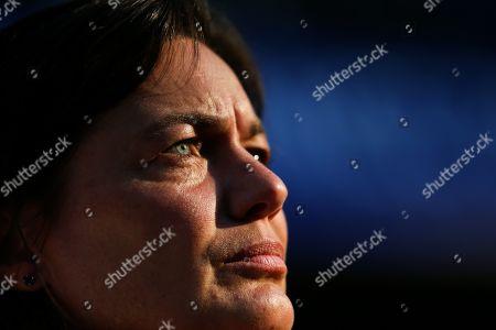 Coach of France Corinne Diacre