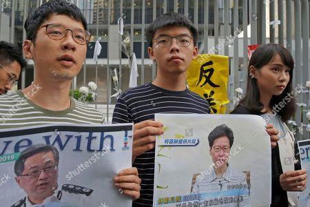 Editorial photo of Protests, Hong Kong, Hong Kong - 18 Jun 2019