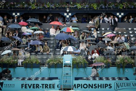 Fever-Tree Championships, Day 2