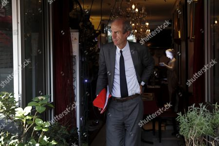 Michel Platini questioned by police in a corruption probe, Nante