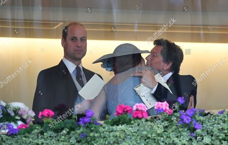 Catherine Duchess of Cambridge, Prince William, John Warren