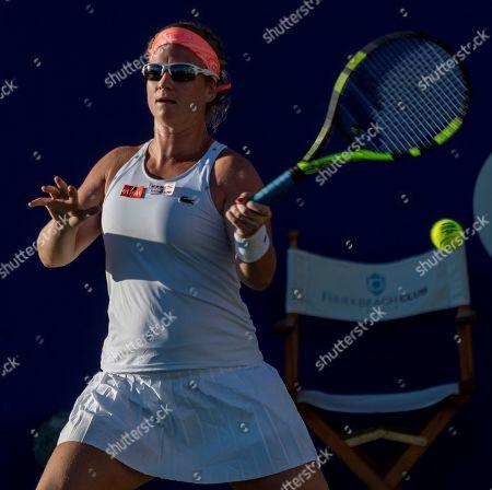 Editorial photo of WTA Mallorca Open tennis tournament, Spain - 18 Jun 2019