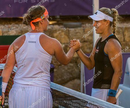 Editorial picture of WTA Mallorca Open tennis tournament, Spain - 18 Jun 2019