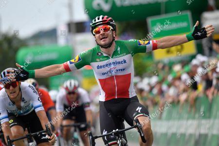 Tour de Suisse, Stage 3