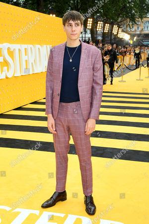 Editorial photo of 'Yesterday' film premiere, London, UK - 18 Jun 2019