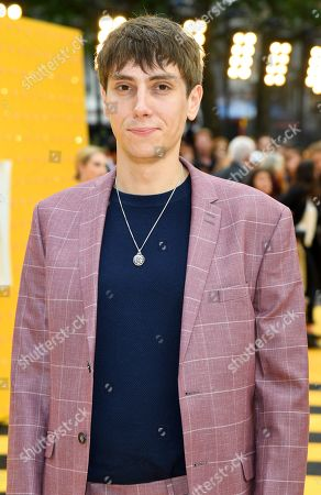Editorial image of 'Yesterday' film premiere, London, UK - 18 Jun 2019