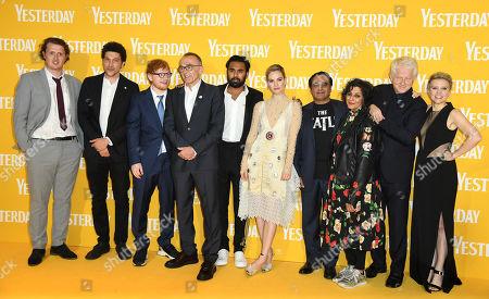 'Yesterday' film premiere, London