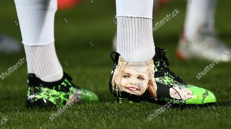 James Maddison special boots in honour of 'best friend' Sophie Taylor who died in January after battle with bone cancer