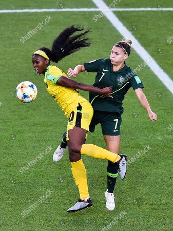 Jamaica v Australia