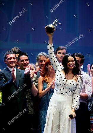 Antonio Banderas Awards Gala, Malaga