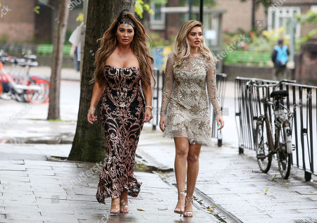 'Celebs Go Dating' TV show filming, London