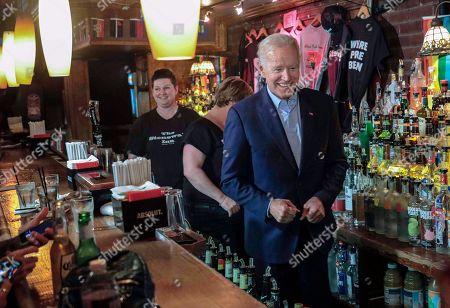 Joe Biden, US Presidential Election Campaigning, New York