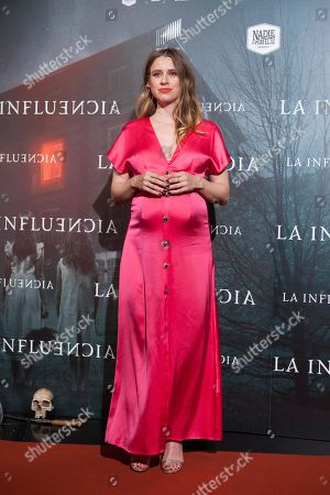 Editorial image of 'The Influence' premiere, Madrid, Spain - 17 Jun 2019