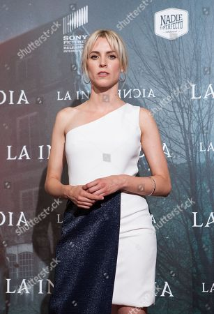 'The Influence' premiere, Madrid