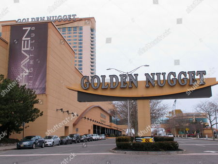 Stock Picture of This, photo shows the exterior of the Golden Nugget casino in Atlantic City, N.J. New Jersey lawmakers have introduced a bill that would enable the casino to accept sports bets on NBA games that do not involve the Houston Rockets, which casino owner Tilman Fertitta also owns. The Golden Nugget is currently prohibited from taking any NBA bets because of Fertitta's ownership of the Rockets