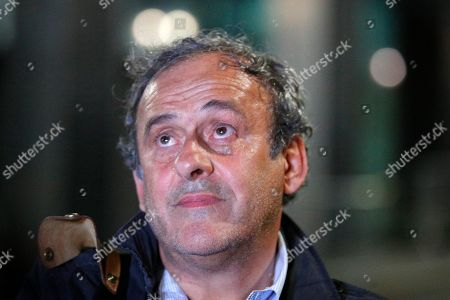 Michel Platini questioned by police in a corruption probe, Nantes
