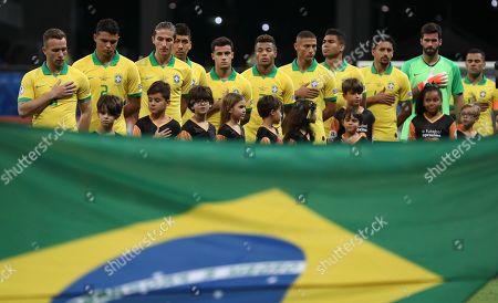 Venezuela v Brazil