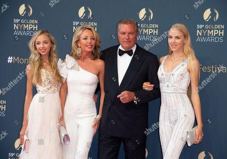Editorial photo of Closing Ceremony, Arrivals, 59th Monte Carlo Television Festival, Monaco - 18 Jun 2019