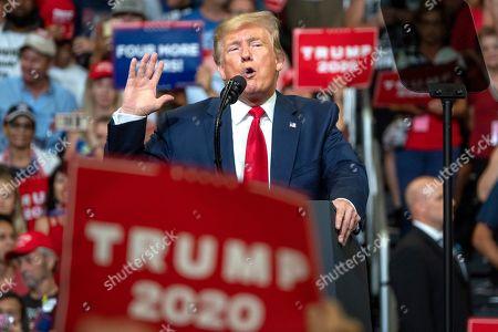 President Trump, US Presidential Election Campaigning, Orlando