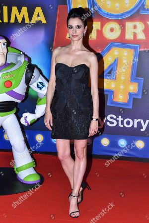 Editorial picture of 'Toy Story 4' Film Screening, Rome, Italy - 16 Jun 2019
