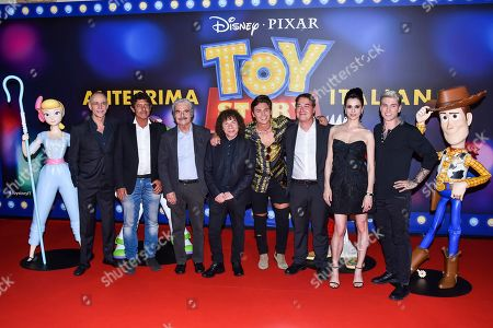 'Toy Story 4' Film Screening, Rome