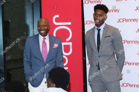 Editorial picture of JCPenney NBA Draft Event, New york, USA - 18 Jun 2019
