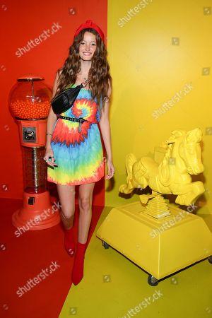 Stock Photo of Megan Puleri