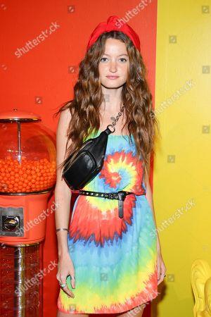 Stock Picture of Megan Puleri