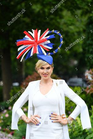 Editorial image of Royal Ascot, Day 2, UK - 19 Jun 2019