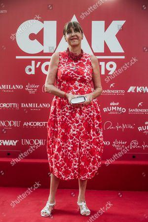 Editorial picture of Ciak D'Oro Awards, Rome, Italy - 18 Jun 2019