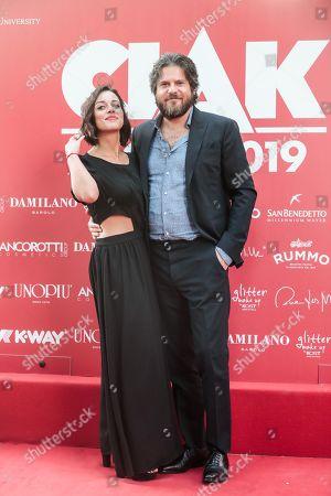 Editorial photo of Ciak D'Oro Awards, Rome, Italy - 18 Jun 2019