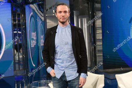 Editorial picture of 'Porta a Porta' TV show, Rome, Italy - 18 Jun 2019