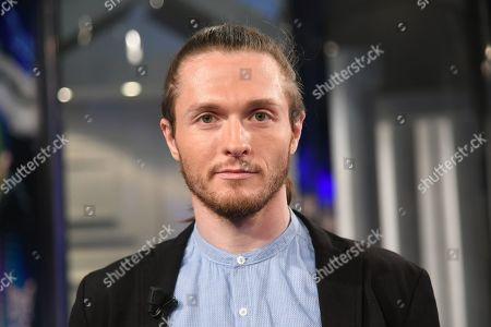 Editorial photo of 'Porta a Porta' TV show, Rome, Italy - 18 Jun 2019